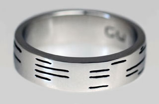 Geekiest Wedding Ring