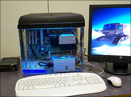 Puget Custom Computers PC