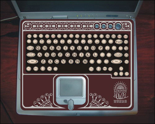 Kowal Typewriter PC