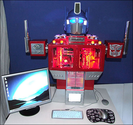 Optimus Prime PC