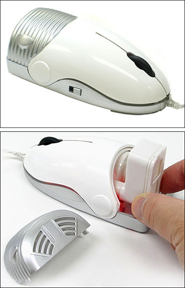 Vacuum Cleaner Mouse